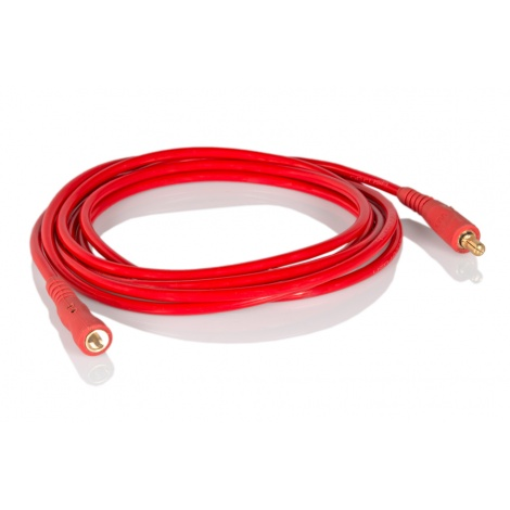 WELDBrush červený vodič 3,5 m