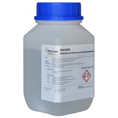 Polisher electrolyte 2 kg