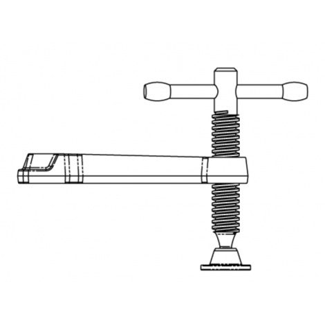 U-Clamps Replaceable Parts