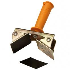 Large magnetic V-Pad w/Handle XPV830