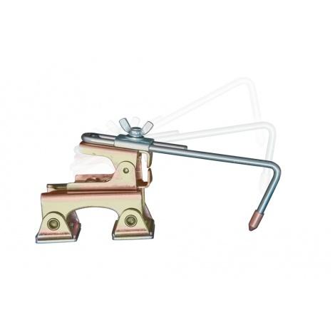 Magnetický V-PAD rozsah 190 mm, 64 x 88 mm