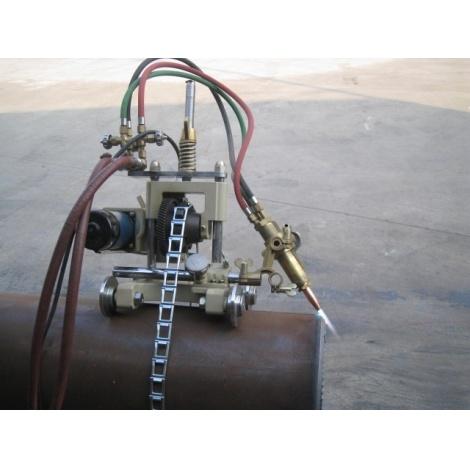 Řezací strojek s řetězem 4,8m