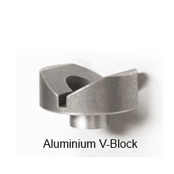 Adaptér V-Block 120°, 40 x 22,6mm,  Aluminium