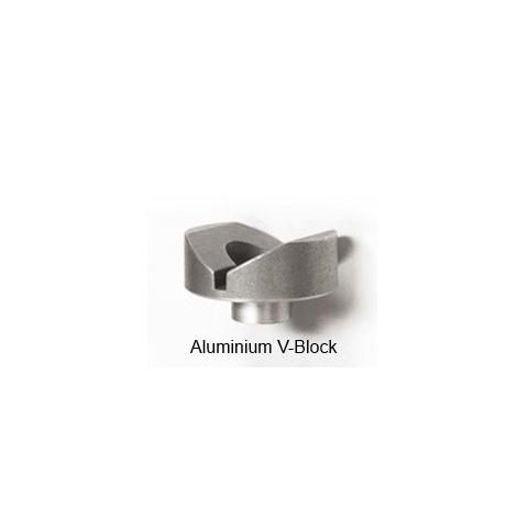 Adaptér V-Block 120°, 40 x 22,6mm,  Aluminium