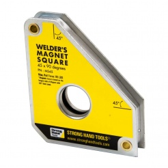 Magnet Standard Square, 45° - 90° MS45
