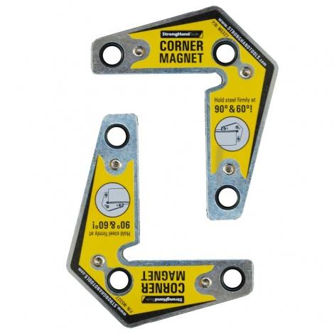 Magnet CORNER-twin pack MST327