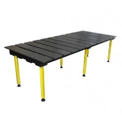 Stůl BuildPro 2560x1250x900 mm NITRID