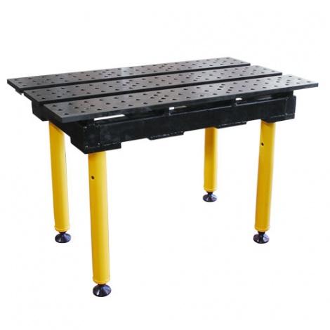 Stůl BuildPro Half 560x1000x900 mm NITRID